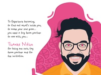 Thank you Nithin for the invitation