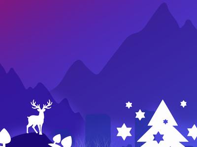 Seasonal Greetings! greetingcard seasonal greetings christmas event visual graphic illustration card art poster card design ecard christmas
