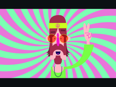 ☮✌️ v sign peace and love psychedelic psyche peace love illustrator illustration hippie hand fluo characters
