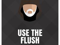 Usetheflush