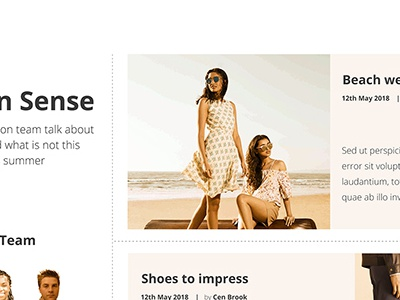 E-Commerce Design design orange ecommerce
