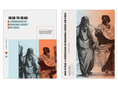 """Head to Head"" Book Covers"