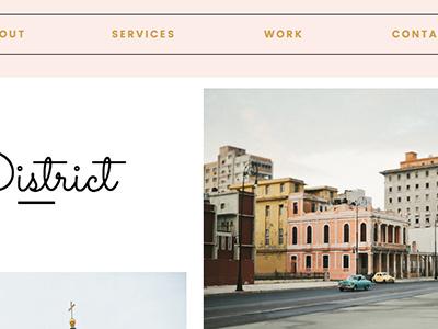 Website Theme showit web theme web design website