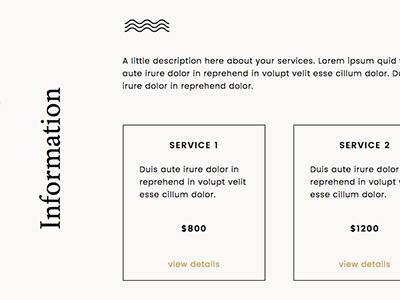 Go Live District Theme Services Detail