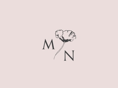 Morgan Northway Monogram monogram design branding