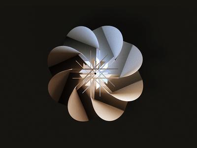 Paper shapes 2d 3d photoshop cinema 4d paper shapes octagon