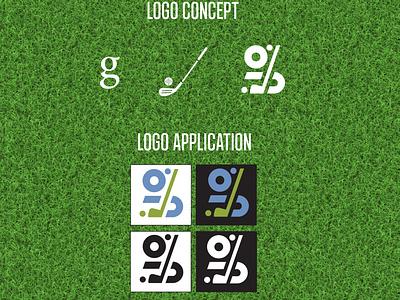 GREENY LOGO IDENTITY typography vector illustration logo design branding