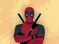 Deadpool Vector Art