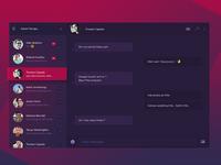 Chat module / UI Challenge — Week 06