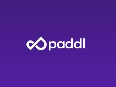 Paddl Reformed logotype rebranding lettermark icon rebrand logo paddl