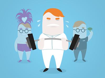 AskU Mascot mascot character illustration app
