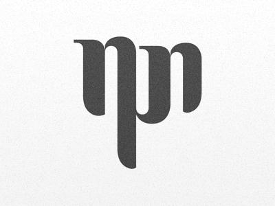 North Pole Natives npn north pole natives lettermark logo