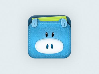 Pygg wallet icon pygg app icon ios wallet payments social money