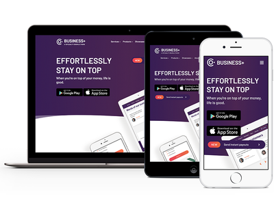 Business+ — mobile-first, corporate theme bootstrap responsive mobile-first drupal 8 theme