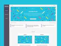 Quiz platform UI