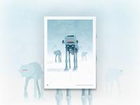 Hoth and its AT-AT