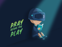 Pray Before Play