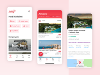 Jolly - Travel App