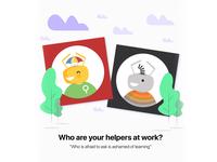 Google&StackOverflow Ants