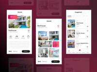 Property Booking App