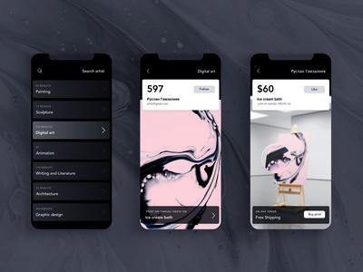 Artist App