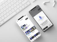 Work in progress - Booking app