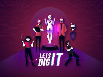 event promo & logo