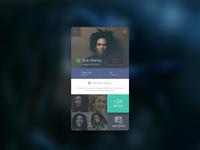 Profile UI - Daily Design