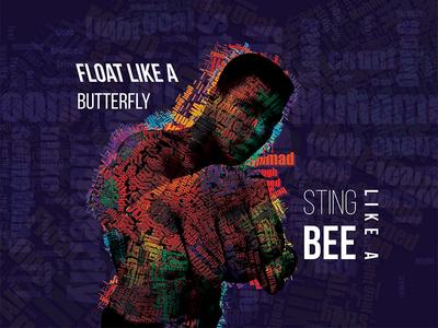 Ali 'Sting Like a Bee'