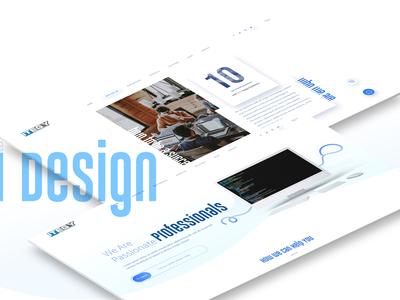 Site UI Design