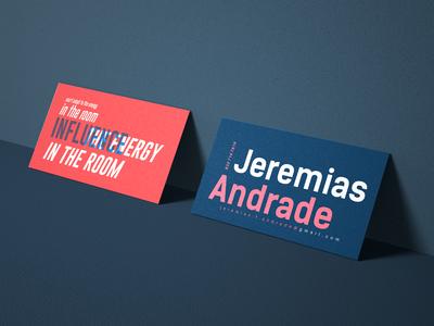 Jeremias Business Card