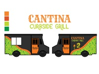 Cantina Curbside Food Truck Design