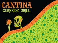 Cantina Curbside - Right Side of Truck
