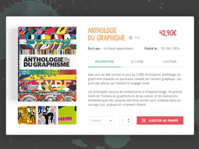 L'artrium - Single page