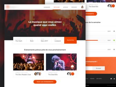 Musician Social Network