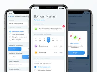 Mobizel - Student App