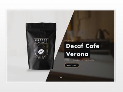 Coffee Product Idea