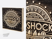 Bioshock lasercut