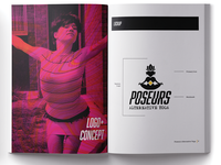 Poseurs Branding and Standards Guide