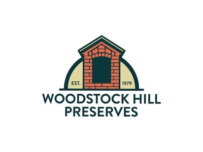 Woodstock Hill Preserves Logo Version 2 BRD 12 19 18