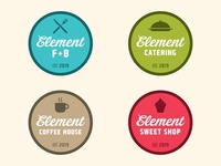 Color-Coded Branding Elements BRD 1-11-19