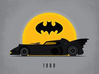 1989 Batmobile BRD 2-19-19