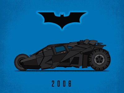 2008 Batmobile BRD 2-25-19