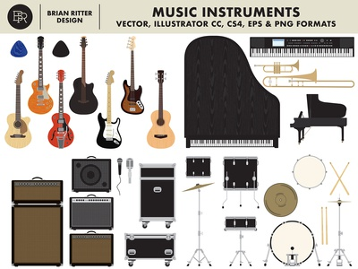 Music Instruments_BRD_5-6-19