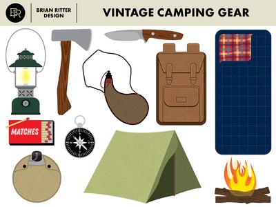 BRD_Vintage_Camping_Gear_5-30-19