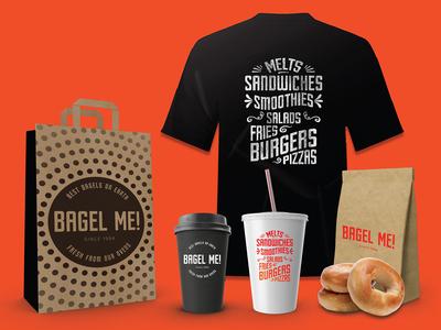 Bagel Me! Branding Mockup BRD 6-27-19