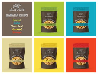 Bear Fruits Banana Chips Packaging #1_BRD_7-16-19
