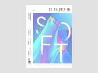 Soft - Just Pixels Poster Series