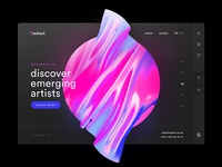 Radiant - discover emerging artists