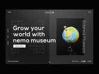 Grow your world with Nemo | Desktop Webdesign